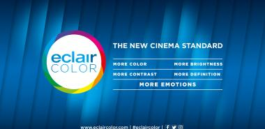 EclairColor The New Cinema Standard