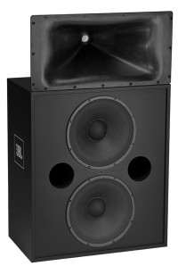 JBL 2-Way Passive or Bi-amp Series